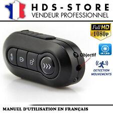 TÉLÉCOMMANDE CLÉ DE VOITURE CAMÉRA ESPION TCHD1 FULL HD 1080P 64 GO MAX 2 LED IR