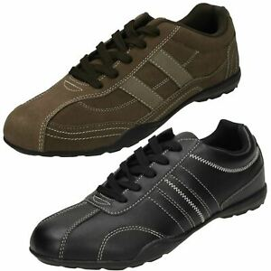 Mens Livergy Casual Lace Up Trainers