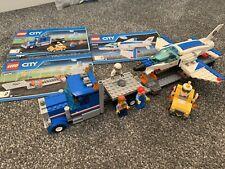 Lego City 60079 Training Jet Transporter - Retired