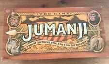 Jumanji Original Rare Vintage Board Game By MB Milton Bradley 1995 Made in USA
