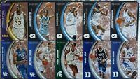 2016 Panini Collegiate basketball Cards, magic, G. Hill, V. Carter, Shaq... Etc,