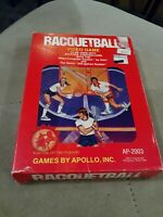 Racquetball for ATARI 2600 ▪︎ COMPLETE IN BOX ▪︎ FREE SHIPPING ▪︎