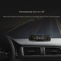 Sistema de alarma monitor de presion de neumaticos del coche inalambrico TPMS D1