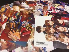 Kpop High Quality BTS Bangtan Boys 10 Photo Posters - US Seller