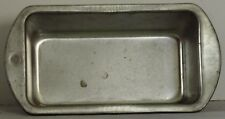 "EUC Mini LOAF PAN Metal 5.75"" x 3.5"" x 2"" high (inside measurements)"