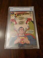 Superman #247 CBCS NOT CGC 9.6! 1972
