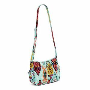 Vera Bradley On The Go Hobo Style Shoulder Bag Pueblo New