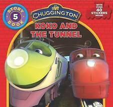 """""""Chuggington"""" Storybook: Koko and the Tunnel,    Hardcover Book   Very Good   97"""