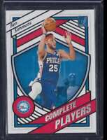 2020-21 DONRUSS COMPLETE PLAYERS BEN SIMMONS