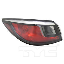 TYC 11-6858-00 Tail Light Rear Left Driver LH Outer Halogen New