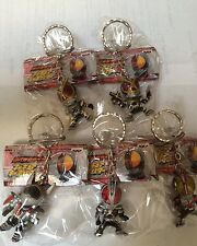 Kamen Masked Rider classic heros Part 3 Key chain set Banpresto RARE