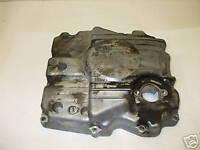 #849 Yamaha XJ750 Seca Yics Oil Pan w/ Drain Plug