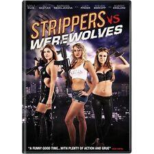 Strippers vs. Werewolves (DVD, 2012)(WGU01346D) - NEW!!