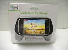 New Decibel Electronics GAme Case For iPhone Base Holder/Frame For 4, 3G, 3GS
