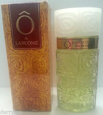*VINTAGE* O de Lancome 6.8 oz/200 ml Eau de Toilette SPLASH NEW WITH BOX! RARE