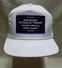 President Donald Trump Make America Great Again Flag Hat Baseball Cap Golf Hat