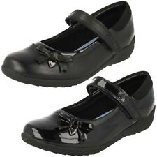 Clarks Leather Upper Shoes for Girls