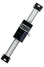 Digitaler Anbaumessschieber vertikal 100 mm, Einbaumessschieber 01-05-02-100-0
