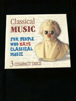 Classical Music for Lovers/Various (CD, Jan-2003, Direct Source)
