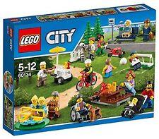 LEGO City 60134 LEGO city Habitantes de la ciudad NUEVO EMBALAJE ORIGINAL MISB