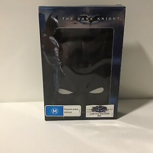 The Dark Knight: Limited Edition 2 Disc Batman Mask Case DVD