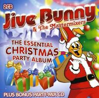 Jive Bunny and The Mastermixers - The Essential Christmas Party Album [CD]