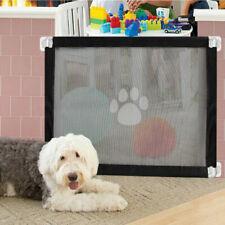 Rimovibile per cane gatto Cancello Sicurezza Scale Guard Pieghevole Baby Magic Isolamento UK