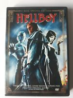 Hellboy DVD Movie 2 Disc Special Edition Widescreen 2004