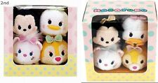 Authentic Disney TSUM TSUM Tokyo Harajuku 1st and 2nd 2Box Set