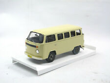 KIT TOYS 1978 VW T2 Volkswagen do Brasil beige Kartonmodell Card Model 1/43