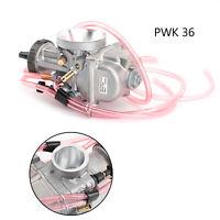Pwk 36Mm Carburatore Per Keihin Per Kawasaki Kx 125 250 500 Dirt Bike Quad Atv