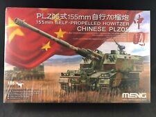 Meng PLZ05 Chinese 155mm Self-Propelled Howitzer 1:35 Scale Model Kit TS-022 NIB