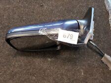 VOLVO V40 S40 1995-2004 WING MIRROR LEFT PASSENGER SIDE BLUE / PURPLE