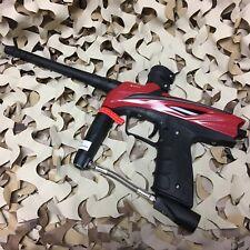 *USED* GoG eNMEy .50 Caliber Mechanical Paintball Gun Marker - Racer Red