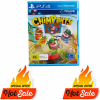 PS4 CHIMPARTY for Playstation 4 ps4 Chimparty playlink - Like New Not Sealed