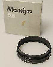 (PRL) MAMIYA TUBO PROLUNGA N° 1 ADAPTER TUBE PROLONGE PER RB 67 RB67 RB-67