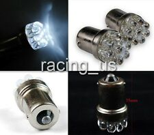 2pcs 12V White LED car light BA15S/1156 G18 LED Bulb For Turn Singal Light-#05