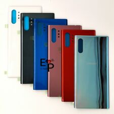 Battery Back Door Back Glass Cover For Samsung Galaxy Note 10 Note10+ N970 N975