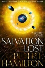 Salvation Lost by Peter F. Hamilton 9781447281382 | Brand New | Free UK Shipping