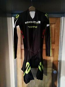Endura Equip Long Sleeved Speedsuit Size M