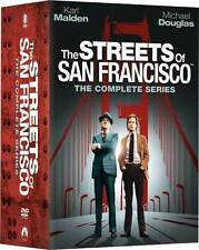 The Streets of San Francisco: The Complete Series (DVD, 2017, 32-Discs) Box Set