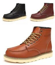Men's Red Wing Irish Setter High Top Lace Up Ankle Boots Lace up Flat New Shoes