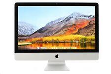 """Apple Mac A1419 27"""" Intel 7 3.5GHz 32GB RAM 3TB Hard Drive MF125LL/A Late 2013"""