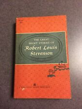 1964 Great Short Stories of Robert Louis Stevenson Pocket Library Paperback