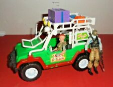 VHTF CHRISTMAS EXPEDITION BUGGY VEHICLE 1:18th scale G I JOE COBRA CHAP MEI