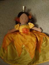 Topsy Turvy Cloth Soft Princess Doll