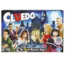 Cluedo el Clásico Juego de Misterio Para 8-18 Años