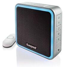 Honeywell Series 9 Portable Wireless Doorbell / Door Chime & Push Button
