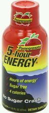 5-Hour Energy, Pomegranate, 1.93 Ounce Bottles, 6 Count only