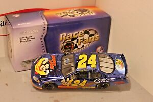 2005 Jeff Gordon Foundation Mighty Mouse 1/24 Action Color Chrome FRFO Diecast
